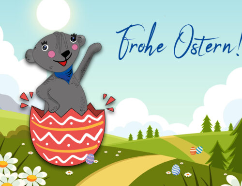 Frohe Ostern! 🌞