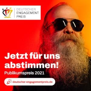 Publikumspreis Deutscher Engagementspreis